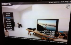 XBMC on Apple TV